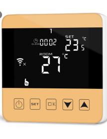 WiFi izbový termostat