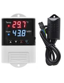Regulátor teploty a vlhkosti
